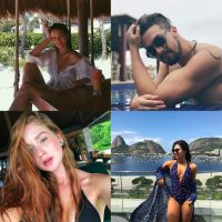Bruna Marquezine, Flavia Pavanelli, Luan Santana e mais: 15 famosos que estão curtindo o Verão!