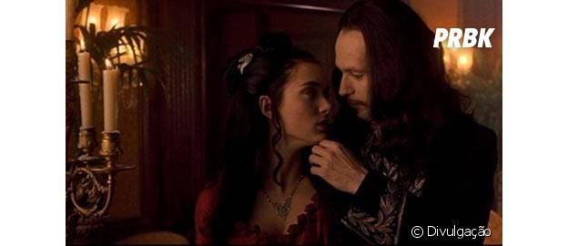 """Gary Oldman e Winona Ryder em """"Drácula de Bram Stoker"""""""
