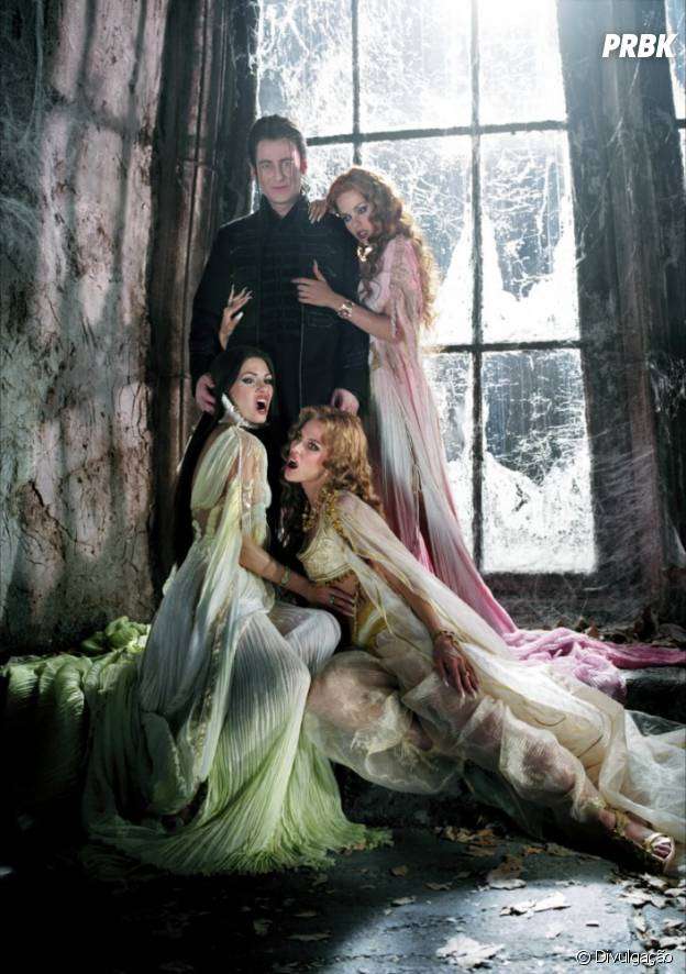 "Drácula e suas três mulheres em ""Van Helsing"""