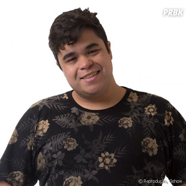 """Jorge é um dos membros da família Lima que disputam vaga no """"BBB18"""""""