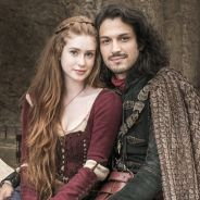 """Novela """"Deus Salve o Rei"""": Amália e Afonso se separam após plano de Virgílio"""