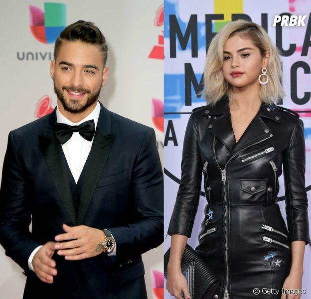 Maluma revela que chegou a entrar em contato com Selena Gomez para fechar parceria!