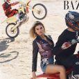 O que falar de Selena Gomez na Harper's Bazaar de fevereiro? Muito linda, né?