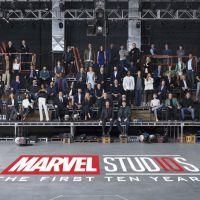Com Chris Evans, Mark Ruffalo e mais: atores se encontram para comemorar 10 anos de filmes Marvel!