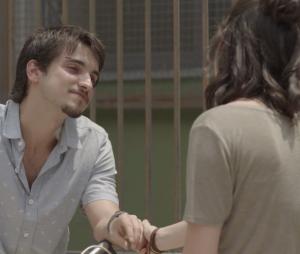 """Em """"Malhação"""", Lica (Manoela Aliperti) e Felipe (Gabriel Calamari) se reaproximam"""