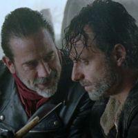 """Em """"The Walking Dead"""": na 8ª temporada, Rick faz ameaça a Negan em novo pôster"""