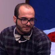 """No """"BBB18"""", Mahmoud promete vingança após formação de Paredão e brothers tiram a roupa!"""