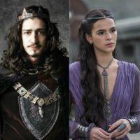 """Novela """"Deus Salve o Rei"""": Rodolfo transa com Catarina e resolve se separar de Lucrécia"""