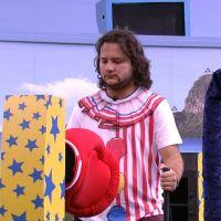 """No """"BBB18"""", Diego vence a Prova do Anjo e Caruso e Viegas são escolhidos para o Monstro!"""
