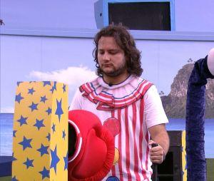 """No """"BBB18"""", Diego é o novo Anjo"""