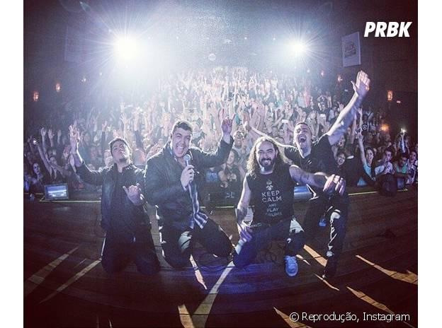 A Banda Malta têm lotado show pelo Brasil!