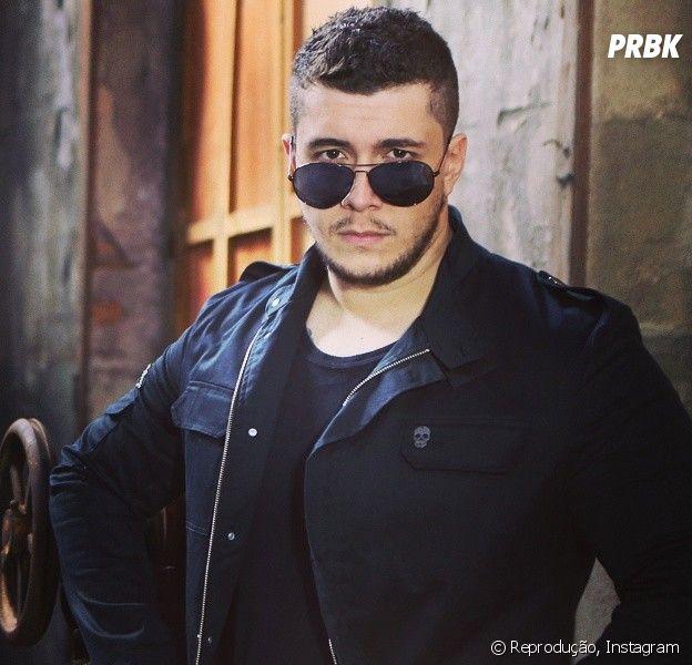Bruno Boncini é o vocalista da Banda Malta!