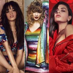 Taylor Swift confirma: Camila Cabello e Charli XCX farão os shows de abertura de sua nova turnê!