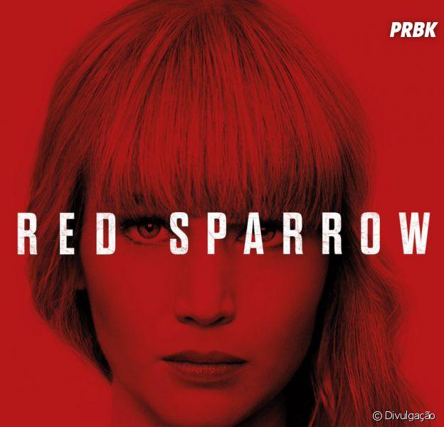 """""""Operação Red Sparrow"""" é a nova produção estrelada por Jennifer Lawrence"""