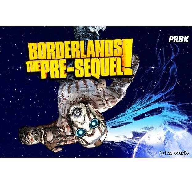 """""""Borderlands: The Pre-Sequel"""" vai estrear em outubro"""