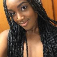"""Iza já tem single que irá suceder hit """"Pesadão"""" e revela que 1º álbum está pronto: """"Muito feliz"""""""