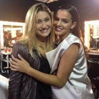 """Sasha Meneghel quer ver Bruna Marquezine usando um vestido seu: """"Seria um sonho"""""""