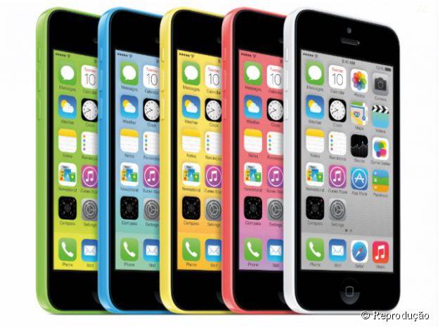 iPhone 5c a venda por R$0,97 no Walmart