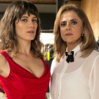 """Novela """"O Outro Lado do Paraíso"""": Clara (Bianca Bin) e Sophia saem no tapa!"""