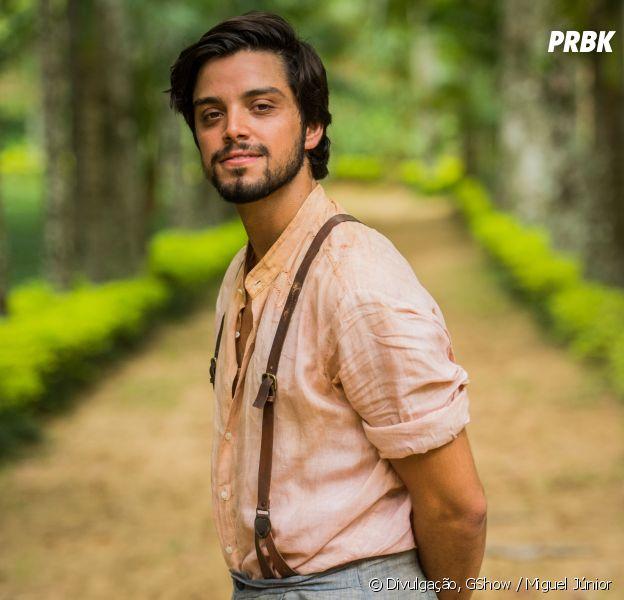 """Rodrigo Simas, de """"Orgulho e Paixão"""", fala sobre parceria com os irmãos"""