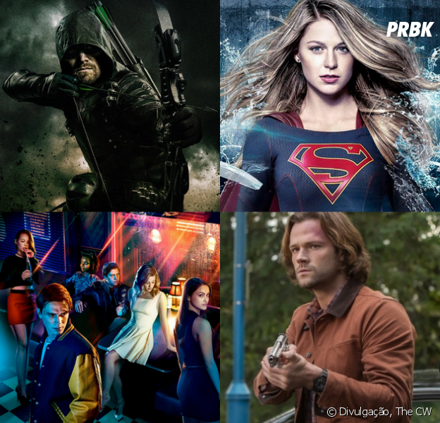 """The CW renova """"Arrow"""", """"Supergirl"""", """"Supernatural"""", """"Riverdale"""" e mais séries!"""