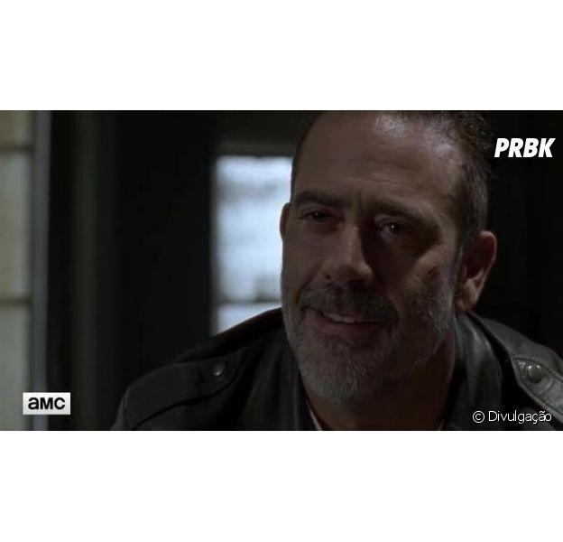 """Em """"The Walking Dead"""": braço direito de Negan (Jeffrey Dean Morgan) morre de forma tensa! Saiba mais"""