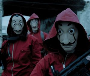 "A parte 3 de ""La Casa de Papel"" será feita pela Netflix"
