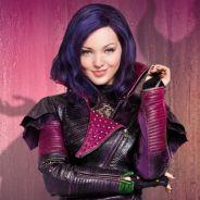 """Em """"Descendentes 3"""", Mal (Dove Cameron) vai aparecer com novo cabelo! Veja"""