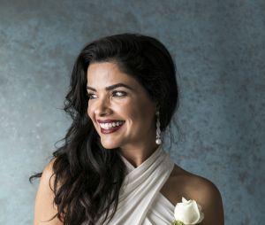 "Vanessa Giácomo será o novo amor de Gael (Sergio Guizé) no último capítulo de ""O Outro Lado do Paraíso"""