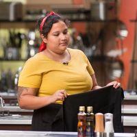 """No """"MasterChef Brasil"""", Clarisse é eliminada e participantes lamentam: """"Triste cozinhar sem ela"""""""