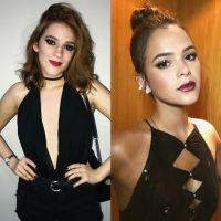 Bruna Marquezine brinca e diz que recebeu milhões para seguir Ana Clara no Instagram!