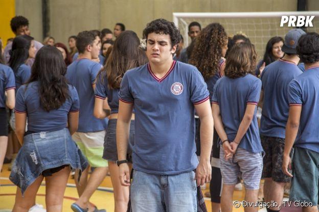 """Kavaco é super namorado em """"Malhação - Vidas Brasileiras"""""""