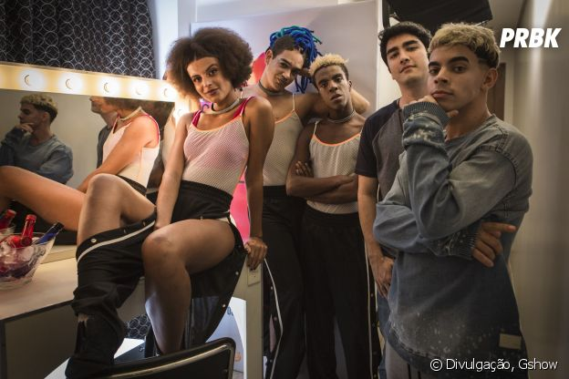 """Em """"Malhação - Vidas Brasileiras"""", Leandro é excelente dançarino"""