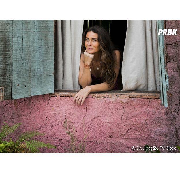 Em Segundo Sol, Giovanna Antonelli interpreta Luzia