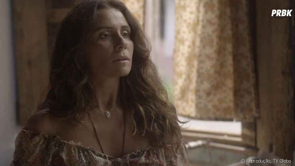 """Em """"Segundo Sol"""", Luzia (Giovanna Antonelli) volta para o Brasil para se vingar"""