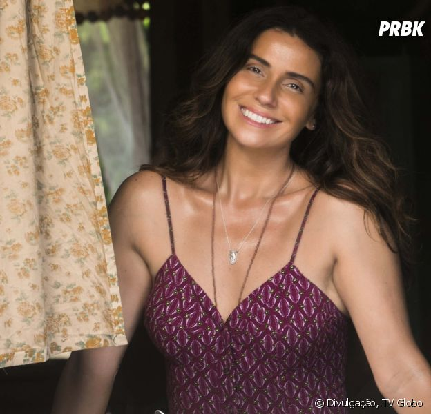"""Em """"Segundo Sol"""", Luzia (Giovanna Antonelli) vai acreditar que seu filho nasceu morto"""