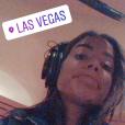 Anitta posta foto gravando em estúdio americano após encontrar Pharrell Williams