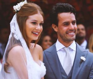 Vale lembrar que Marina Ruy Barbosa se casou com Xandinho Negrão em outubro de 2017