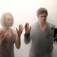 """No 6º ano de """"The Vampire Diaries"""": Damon, Bonnie e outros em novas imagens!"""
