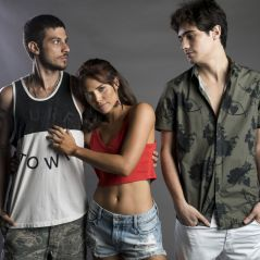 """Em """"Segundo Sol"""", Ícaro vê Valentim com Rosa e sai no soco com o meio-irmão!"""