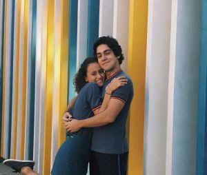 """Em """"Malhação"""", #Marilex é real! O casal começou a namorar nesta semana"""