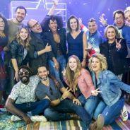 """Com Klara Castanho, Lua Blanco e Taís Araújo, elenco de """"Popstar"""" posa junto pela primeira vez"""