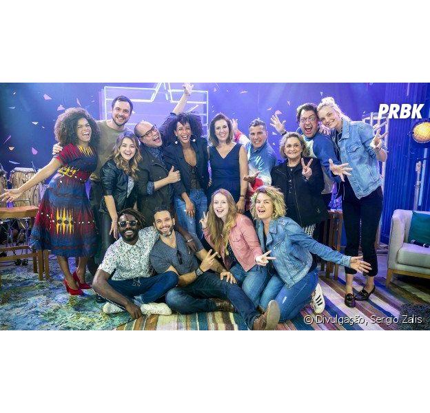 """Novo elenco do """"Popstar"""" se reúne e conta com a presença de Klara Castanho, Lua Blanco e mais"""