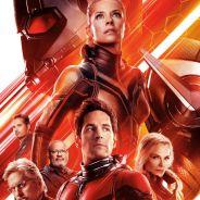 """De """"Homem-Formiga e a Vespa"""": filme é o 20° da Marvel a estrear no topo das bilheterias!"""