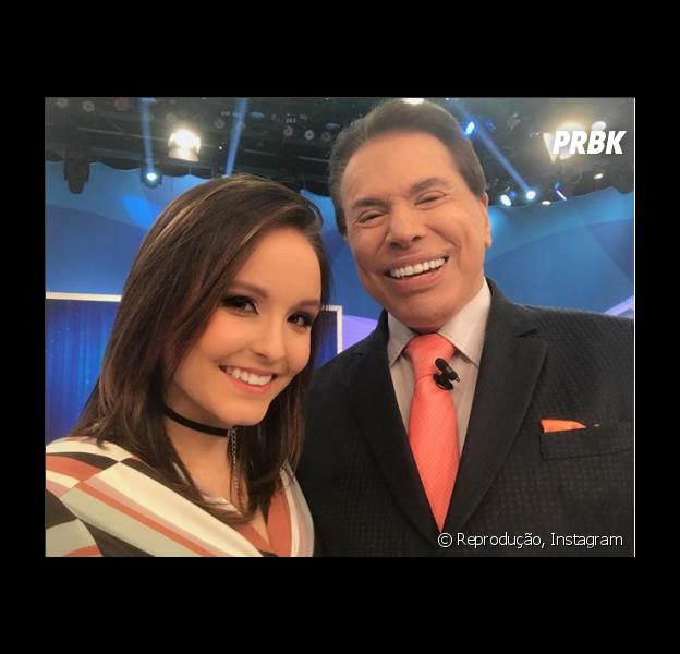 Larissa Manoela revela que recebeu convite da Globo para deixar o SBT