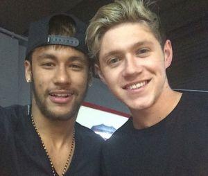 No Instagram, ex-One Direction Niall Horan parabeniza Neymar por seu instituto