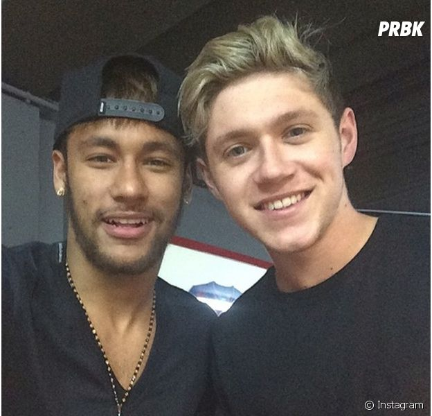 No Instagram, ex-One Direction Niall Horan parabeniza Neymar por seu instituto