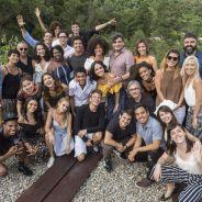 """Daphne Bozaski, Giovanna Grigio e elenco de """"Malhação - Viva a Diferença"""" se reúne no teatro"""