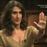 "Final ""MasterChef Brasil"": Paola Carosella discute no Twitter após vitória de Maria Antonia"
