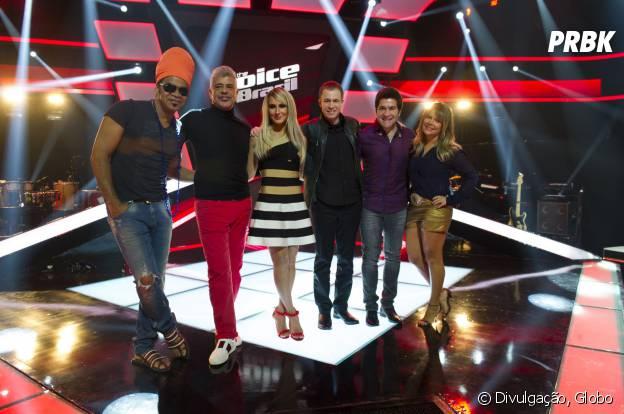 "A cantora Claudia Leitte fala sobre a nova temporada de ""The Voice Brasil"""